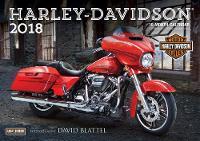 Harley-Davidson(r) 2018 16-Month Calendar Includes September 2017 through December 2018 by David Blattel