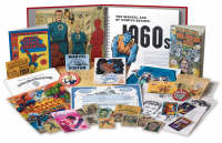 The Marvel Vault A Museum-in-a-book with Rare Collectibles from the World of Marvel by Roy Thomas, Peter Sanderson