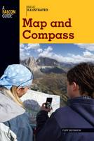 Basic Illustrated Map and Compass by Cliff Jacobson, Lon Levin