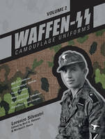 Waffen-SS Camouflage Uniforms M44 Drill Uniforms Fallschirmjager Uniforms Panzer Uniforms Winter Clothing Ss-Vt/Waffen-Ss Zeltbahnen Camouflage Pattern Samples by Lorenzo Silvestri