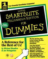 SmartSuite Millennium Edition For Dummies by Jan Weingarten, Michael Meadhra
