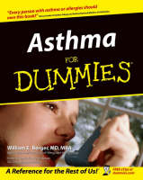 Asthma For Dummies by W.E Berger, Jackie Joyner Kersee