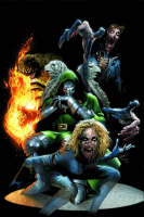 Ultimate Fantastic Four Vol.6: Frightful by Mark Millar