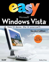 Easy Microsoft Windows Vista by Shelley O'Hara