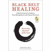 Black Belt Healing A Martial Artist's Guide to Pain Management and Injury Recovery by David Nelson