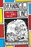 Drawing the Line Comics Studies and Inks, 1994-1997 by Lucy Shelton Caswell