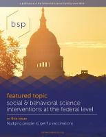 Behavioral Science & Policy by Craig Fox