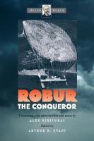 Robur the Conqueror by Jules Verne, Alex Kirstukas