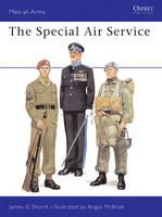 The Special Air Service by James G. Stortt