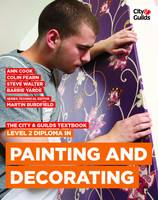 The City & Guilds Textbook: Level 2 Diploma in Painting & Decorating by Ann Cook, Colin Fearn, Steve Walter, Tom Little