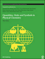 Quantities, Units and Symbols in Physical Chemistry by Martin Quack