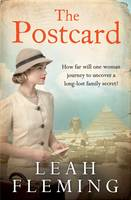 Cover for The Postcard by Leah Fleming
