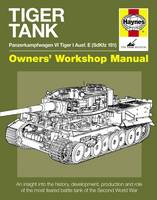 Tiger Tank Manual by Michael Hayton