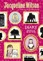 The Jacqueline Wilson Diary 2018 by Jacqueline Wilson