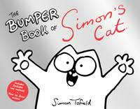Cover for The Bumper Book of Simon's Cat by Simon Tofield