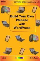 Build Your Own Website with WordPress by Kevin Ryan