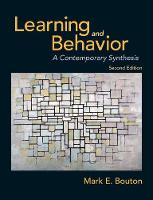 Learning and Behavior A Contemporary Synthesis by Mark E. Bouton