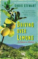 Cover for Driving Over Lemons by Chris Stewart