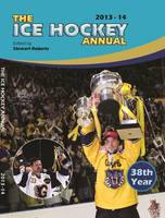 The Ice Hockey Annual by Stewart Roberts