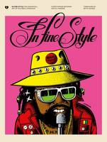 In Fine Style The Dancehall Art of Wilfred Limonious by Christopher Bateman