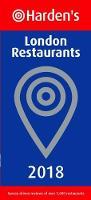 Harden's London Restaurants by Peter Harden, Richard Harden