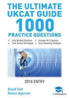 The Ultimate UKCAT Guide - 1000 Practice Questions by Rohan Agarwal