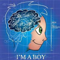 I'm a Boy by Peter a Serger