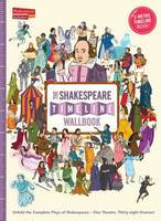 The Shakespeare Timeline Wallbook by Christopher Lloyd
