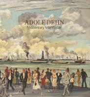 Adolf Dehn Midcentury Manhattan by Philip Eliasoph
