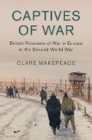 Captives of War by Clare Makepeace