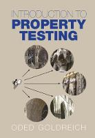 Introduction to Property Testing by Oded Goldreich