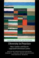 Diversity in Practice Race, Gender, and Class in Legal and Professional Careers by Spencer Headworth