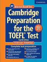 Cambridge Preparation for the TOEFL Test Book with Online Practice Tests and Audio CDs (8) Pack by Jolene Gear, Robert Gear