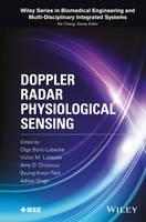 Doppler Radar Physiological Sensing by Olga Boric-Lubecke, Victor Lubecke, Amy Droitcour, Byung-Kwon Park