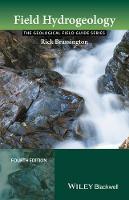 Field Hydrogeology by Rick Brassington