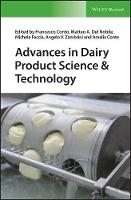 Advances in Dairy Product Science & Technology by Francesco Conto