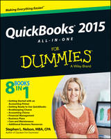 QuickBooks 2015 All-in-One For Dummies by Stephen L. Nelson