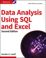 Data Analysis Using SQL and Excel by Gordon S. Linoff