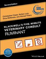 Blackwell's Five-Minute Veterinary Consult: Ruminant by Christopher Chase