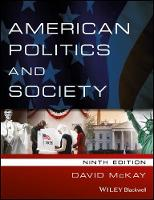 American Politics and Society by David McKay