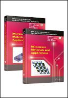 Microwave Materials and Applications by Arthur Willoughby, Peter Capper, Safa O. Kasap