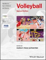 Handbook of Sports Medicine and Science Volleyball by Jonathan C. Reeser