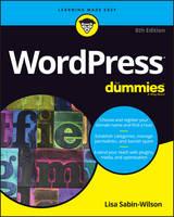 WordPress For Dummies by Lisa Sabin-Wilson