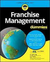 Franchise Management For Dummies by Michael H. Seid, Joyce Mazero