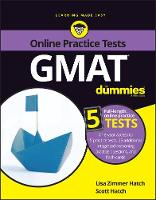 GMAT For Dummies by Lisa Zimmer Hatch, Scott A. Hatch