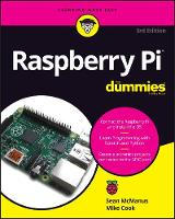 Raspberry Pi For Dummies by Sean McManus, Mike Cook