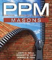 Practical Problems in Mathematics for Masons by Robert Ham, John E. Ball, Donna Ham