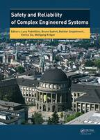 Safety and Reliability of Complex Engineered Systems ESREL 2015 by Luca Podofillini