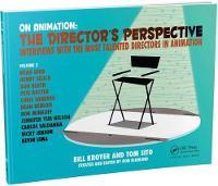 On Animation The Director's Perspective Vol 2 by Ron Diamond
