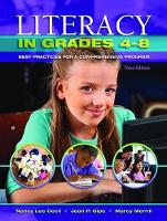 Literacy in Grades 4-8 Best Practices for a Comprehensive Program by